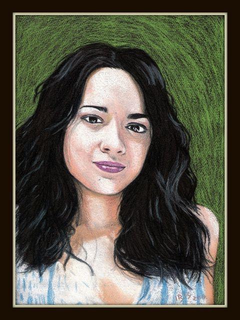 Norah Jones by KatarinaIris
